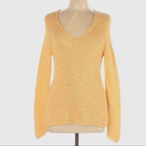 Chico's Jayla Linen Blend Sweater NWT